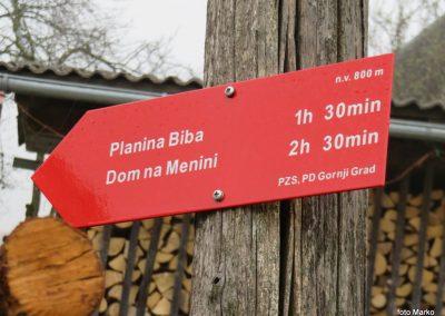 07 MENINA - Okrog pri Motniku, 790m, 8.52