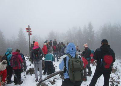 107 vrh Vivodnik, 1508m, 13.03