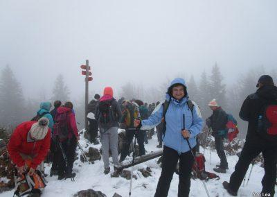108 vrh Vivodnik, 1508m, 13.03