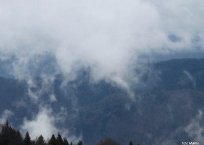 24 na Bibi planini - pogled v Tuhinjsko dolino, 10.26