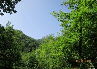 013 VELEBIT, vzpon na Konjevaćo 1381m, 9.23