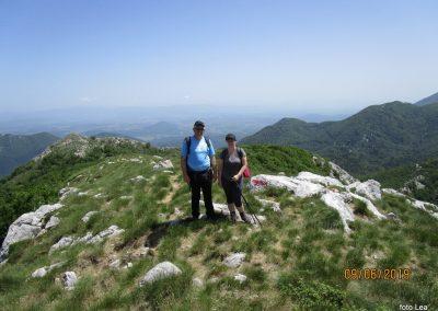 067 VELEBIT, na vrhu Konjevaće 1381m, 11.57