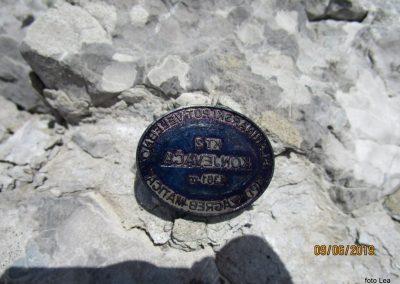 070 VELEBIT, na vrhu Konjevaće 1381m, 12.02