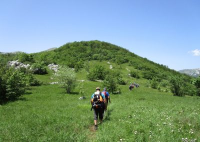 089 VELEBIT,s Konjevaće na Veliki Sadikovac 1286m, 13.22