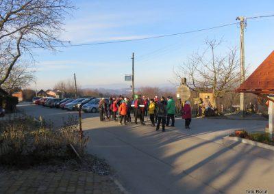 03 POHOD V NEZNANO, 8-12-2019, Moravci v Slovnskih goricah, 8.52