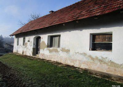 36 POHOD V NEZNANO - 8. december 2019, rojstna hiša dr. Karla Grossmana v Drakovcih, 9.54